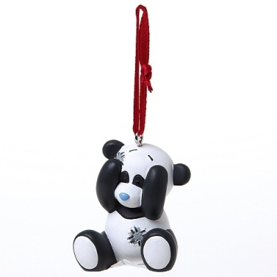 Me To You Blue Nose Friends Binky the Panda Keyring