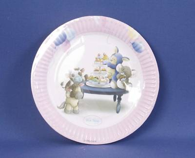 Me To You My Blue Nose Friends Partyware Plates